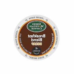 Green Mountain Coffee Breakfast Blend Decaf Coffee Keurig K-