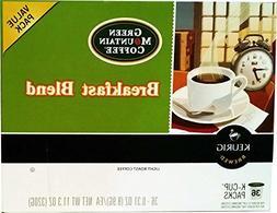 Green Mountain Coffee Breakfast Blend K-Cup, 36 ct
