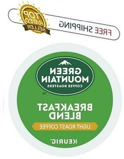 Green Mountain Breakfast Blend Keurig K-cups Coffee PICK THE