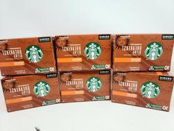 Starbucks Breakfast Blend Medium Roast 60 Count K-Cups Bulk