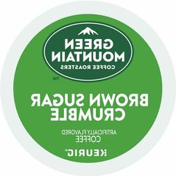 Green Mountain BROWN SUGAR CRUMBLE Keurig Coffee 12 K-cups p