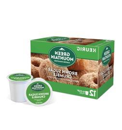 Green Mountain Brown Sugar Crumble Keurig Coffee K-cups YOU
