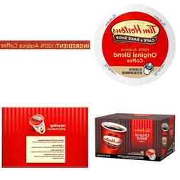 Tim Hortons Cafe and Bake Shop Premium Blend Coffee K-Cups K