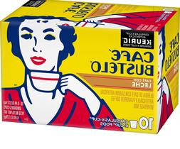 Cafe Bustelo Cafe Con Leche K-Cup 60 cups
