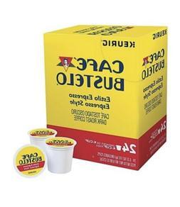 Cafe Bustelo Espresso Style Coffee K-Cups