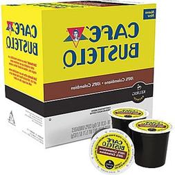 Cafe Bustelo Colombian Medium Roast Coffee Keurig K-Cups 18