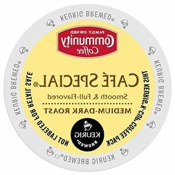 Community Coffee Cafe Special Coffee 18 to 90 Count Keurig K