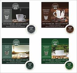 Cafe Tastle Single Serve Flavored Coffee, Keurig Compatible