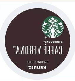 Starbucks Cafe Verona Coffee Keurig K-Cups, 96 Count FREE SH