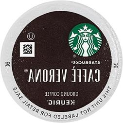 Starbucks Caffe Verona Dark, K-Cup for Keurig Brewers, 96 Co
