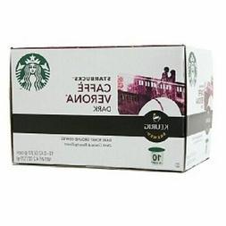 Starbucks Caffe Verona Keurig 96 K-Cups - FREE SHIPPING