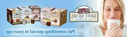 GROVE SQUARE CAPPUCCINO & HOT COCOA CHOCOLATE FOR KEURIG 2.0