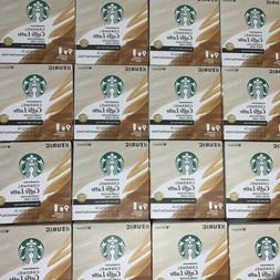STARBUCKS Caramel Caffe Latte 2 Step K-Cups 144 count Best B