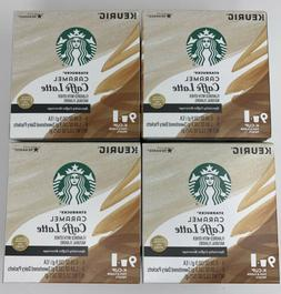 STARBUCKS Caramel Caffe Latte 2 Step K-Cups 36 count Best By
