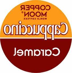 Copper Moon Caramel Cappuccino 12 to 84 Keurig K cups Pick A