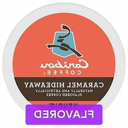 Caribou Coffee Caramel Hideaway 60 k cups