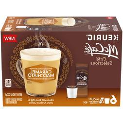 McCafe Caramel Macchiato Coffee Keurig k-cups