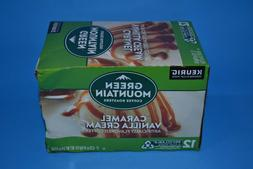 Green Mountain Caramel Vanilla Cream Coffee 100% Arabica, Ke