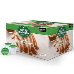 Green Mountain Caramel Vanilla Cream Light  Roast Coffee Keu