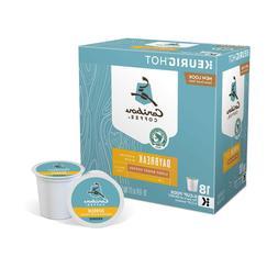 Caribou Daybreak Morning Blend Coffee 18 to 144 Keurig K cup