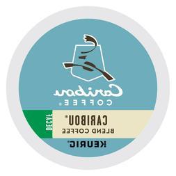 Caribou DECAF Blend Coffee 24 to 144 Keurig K cups Pick Any