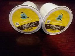 Caribou Vanilla Hazelnut Dreamstate 100ct K-Cups $30 Free S