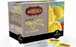 Celestial Seasongs Lemon Zinger Keurig K Cups K-Cup Tea