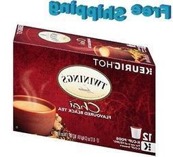 Twinings Chai Tea Keurig k-cups