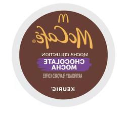McCafe Chocolate Mocha Coffee Keurig K-Cups 24 Count - FREE