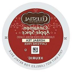 Celestial Seasonings Cinnamon Apple Spice Herbal Tea K Cups