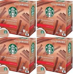 Starbucks Cinnamon Dolce K Cups 64 Count Keurig K-Cup BBD 7/