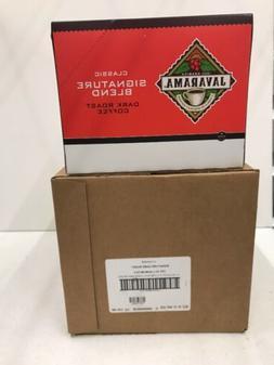 Javarama Classic Dark Roast 96 K Cups 1 Case Exp 4/2020 Free