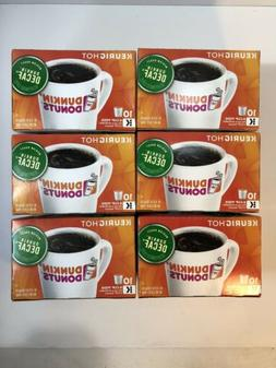 Dunkin Donuts Decaf Keurig Coffee k-cups 60 Count
