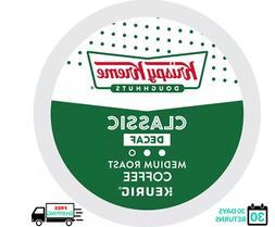 Krispy Kreme Classic DECAF Keurig Coffee K-cups YOU PICK THE