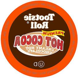 Tootsie Roll Hot Cocoa for Keurig K-Cup Brewers 40 Count Too