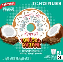 The Original Donut Shop Coconut Mocha Coffee 18 to 144 K cup