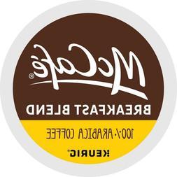 McCafe Breakfast Blend Coffee 24 to 144 Keurig K cups Pick A