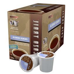 Caza Trail Coffee, French Vanilla, 24 Single Serve Cups