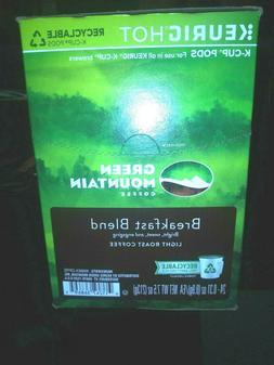GREEN MOUNTAIN COFFEE BREAKFAST BLEND LIGHT ROAST COFFEE 24-