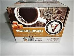 COFFEE CARAMEL MACCHIATO 42 K CUPS VICTOR ALLENS MEDIUM ROAS