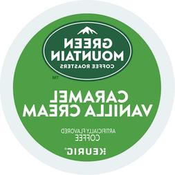 Green Mountain Coffee, Caramel Vanilla Cream K-Cups