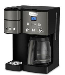 Cuisinart Coffee Center Maker, SS-15BKS, Black Stainless**