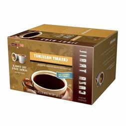 CAZA TRAIL COFFEE CREAMY HAZELNUT 100CT SINGLE SERVE KCUPS