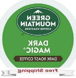 GREEN MOUNTAIN COFFEE DARK MAGIC Keurig k-cups YOU PICK THE