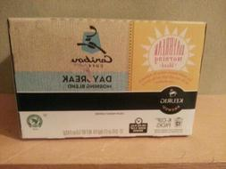 CARIBOU COFFEE DAYBREAK MORNING BLEND K-CUPS - BOX OF 12!