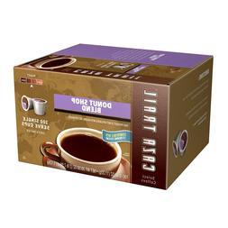 Caza Trail Coffee, Donut Shop Blend, 100 Single Serve K-Cups