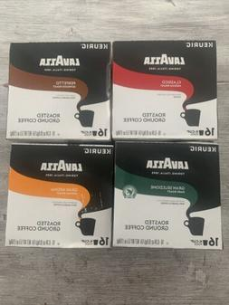 Lavazza Coffee K-Cup Pods Variety Pack 64 Count K Cups