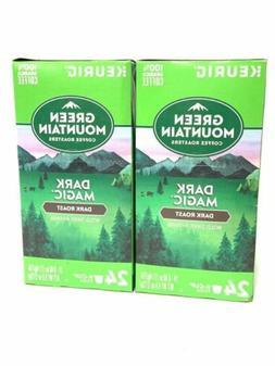 Green Mountain Coffee K-Cups Dark Magic 48 Coffee Pods