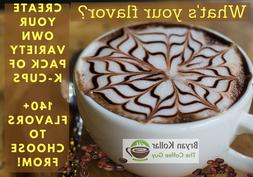 Keurig KCups Different Flavors Assorted Tea Coffee Pods Vari