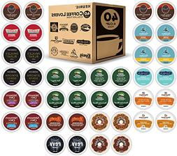 Keurig Coffee Lover's Collection Variety Pack Single-Serve K